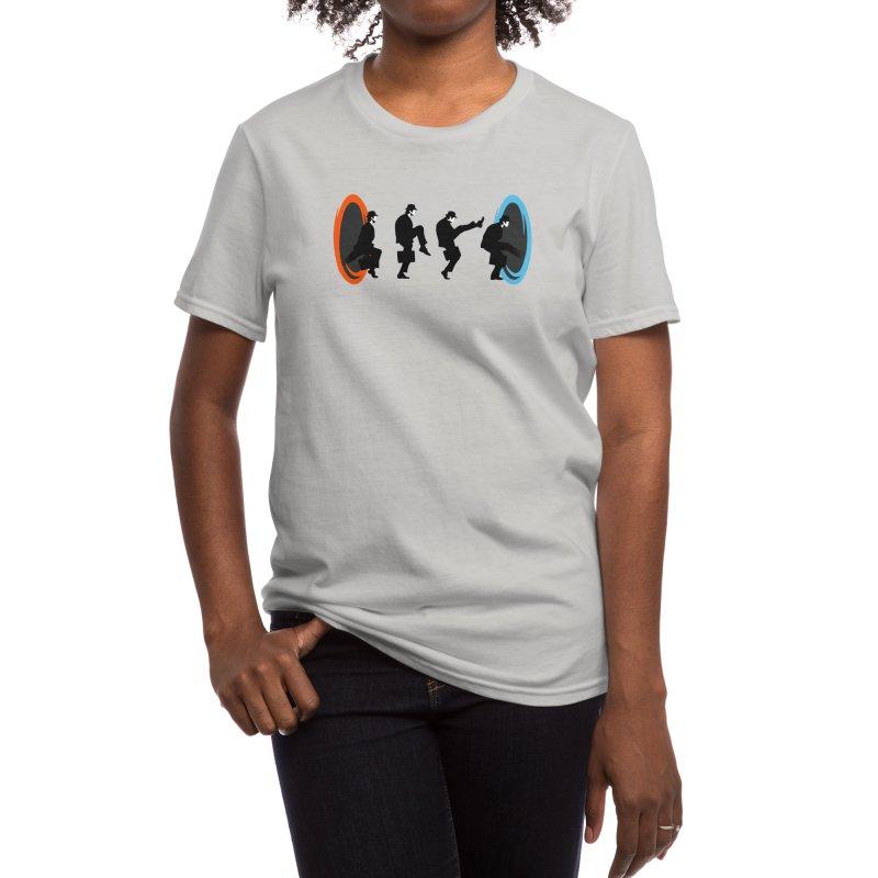 Ministry of Silly Portal Women's T-Shirt by Threadless Artist Shop