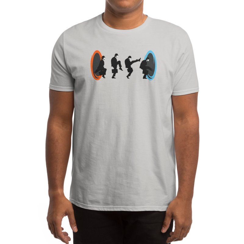 Ministry of Silly Portal Men's T-Shirt by Threadless Artist Shop