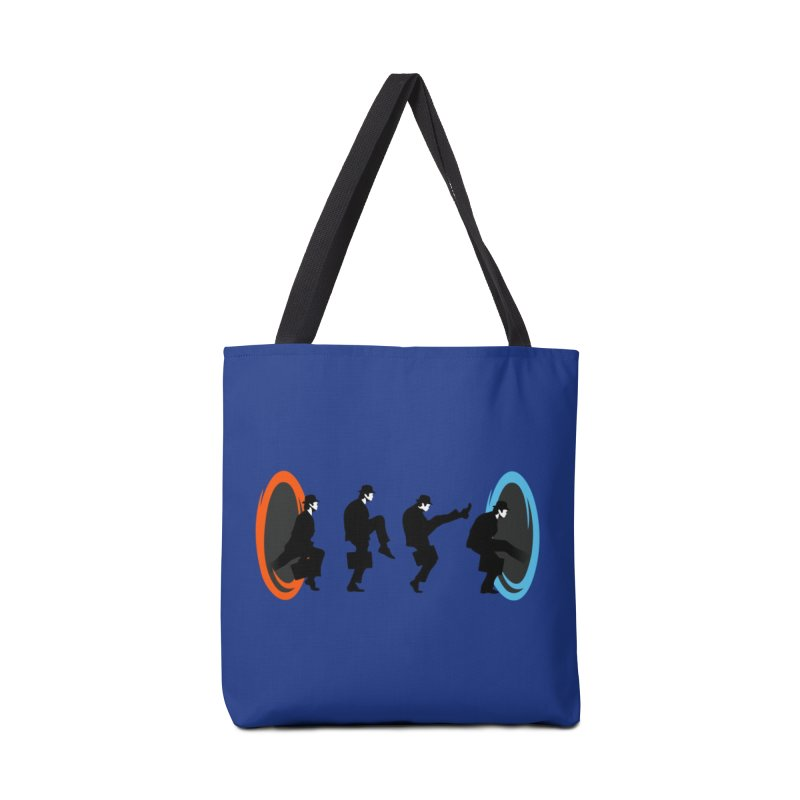 Ministry of Silly Portal Accessories Bag by Threadless Artist Shop