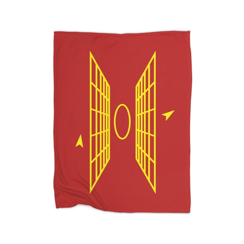 In My Sights Home Blanket by Threadless Artist Shop