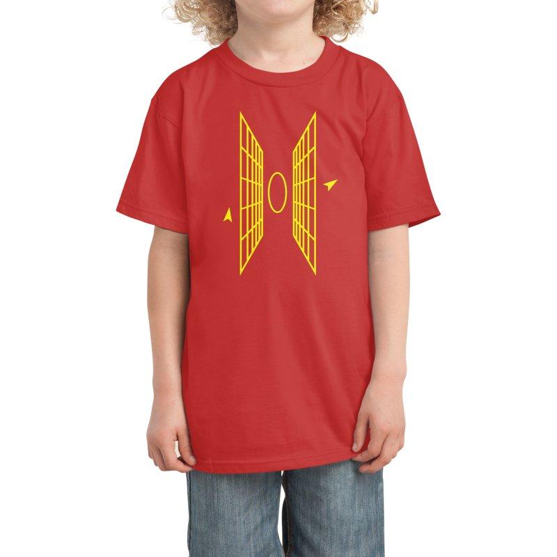 In My Sights Kids T-Shirt by Threadless Artist Shop