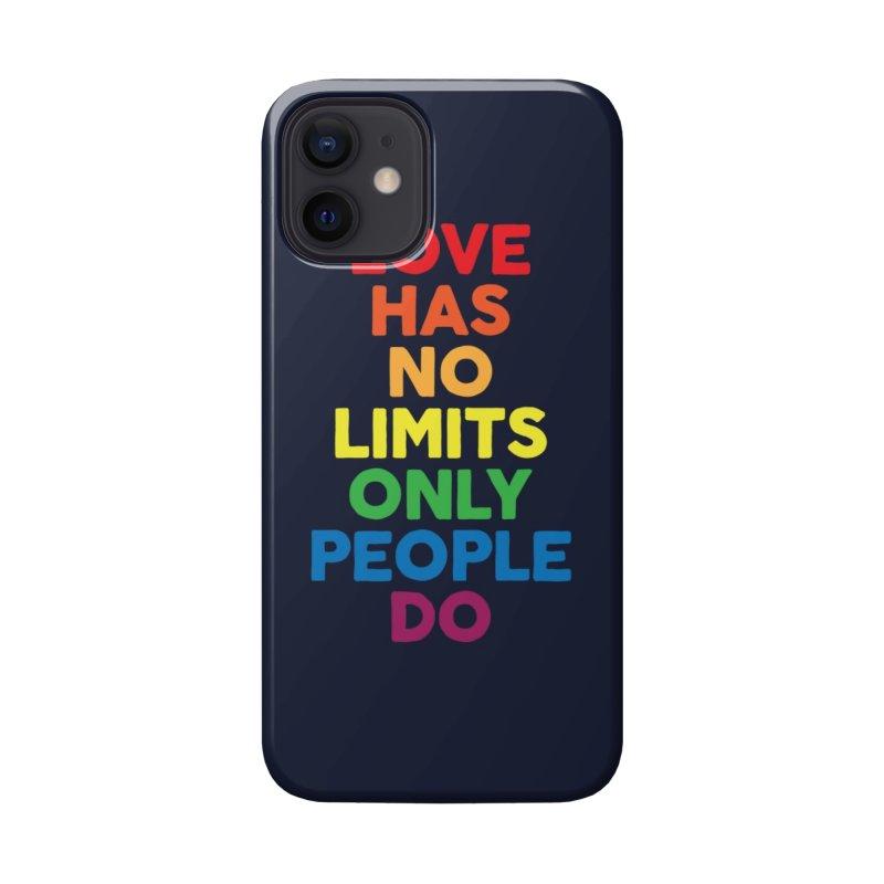 No Limits Accessories Phone Case by Threadless Artist Shop