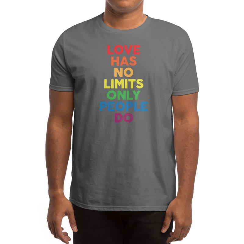 No Limits Men's T-Shirt by Threadless Artist Shop