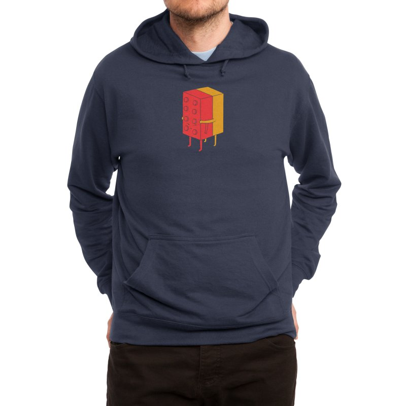 I'll Never Let Go Men's Pullover Hoody by Threadless Artist Shop