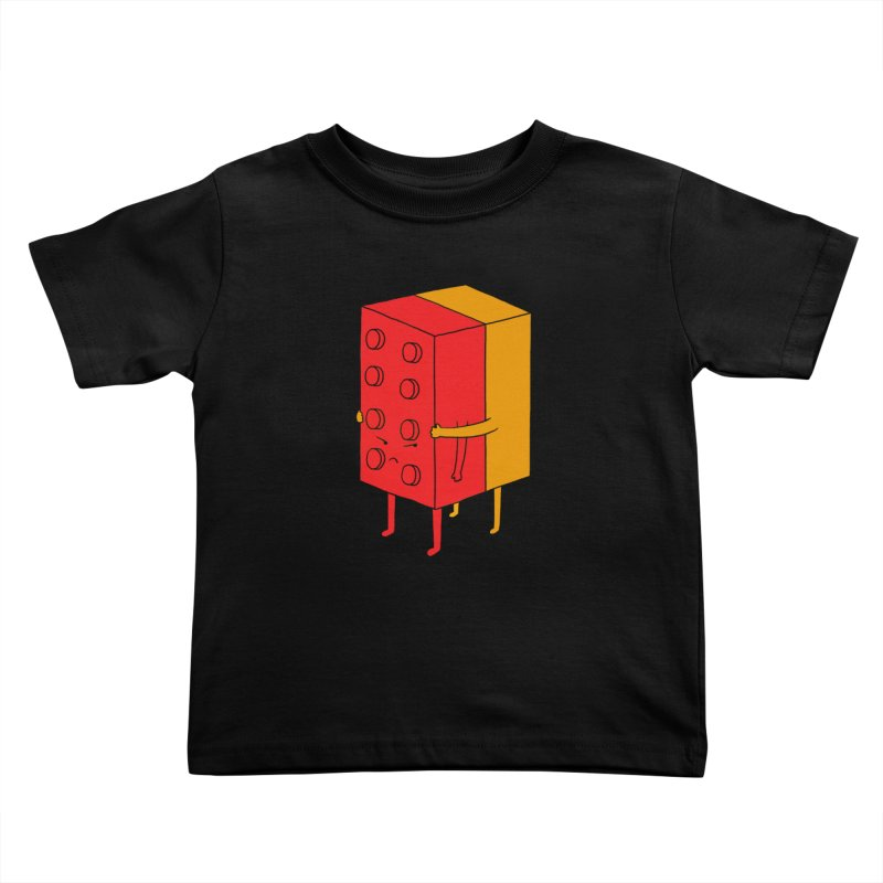 I'll Never Let Go Kids Toddler T-Shirt by Threadless Artist Shop