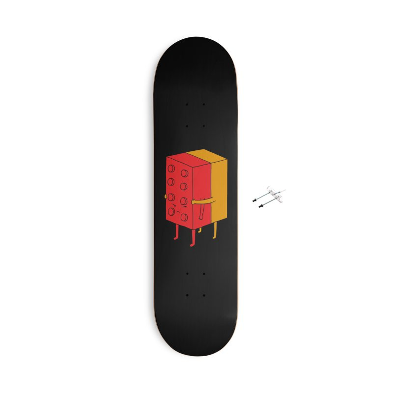 I'll Never Let Go Accessories Skateboard by Threadless Artist Shop