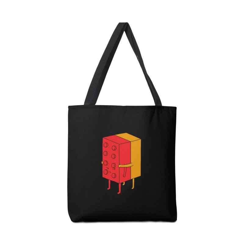 I'll Never Let Go Accessories Bag by Threadless Artist Shop