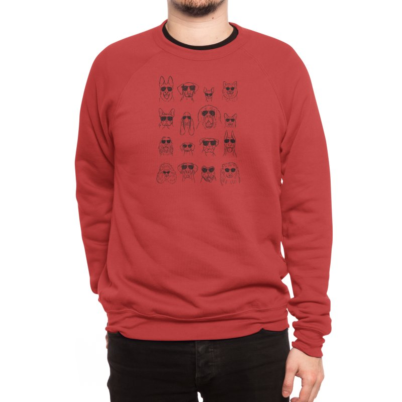 Gang of dogs Men's Sweatshirt by Threadless Artist Shop