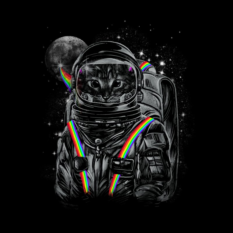 Space Mission Accessories Mug by Threadless Artist Shop