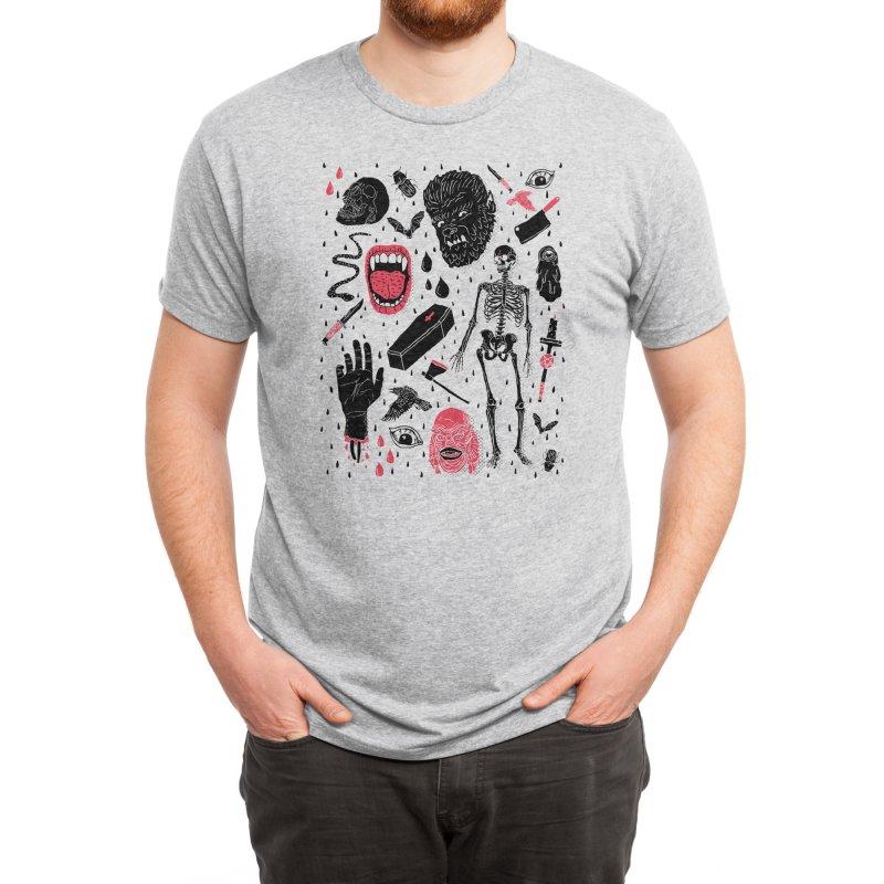 Whole Lotta Horror Men's T-Shirt by Threadless Artist Shop