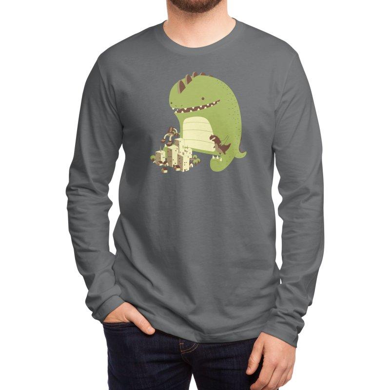 Training Men's Longsleeve T-Shirt by Threadless Artist Shop