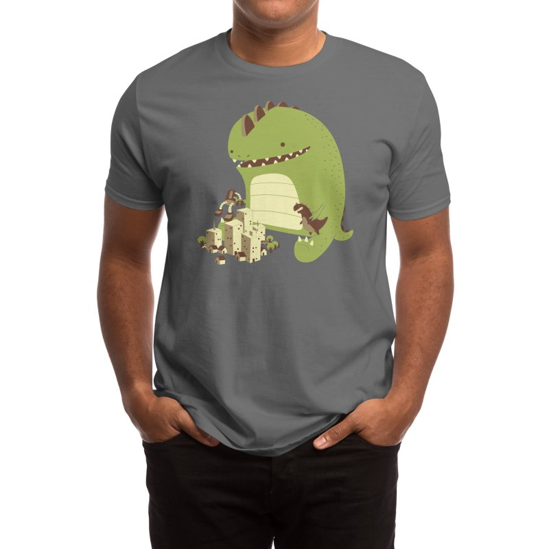 Training Men's T-Shirt by Threadless Artist Shop