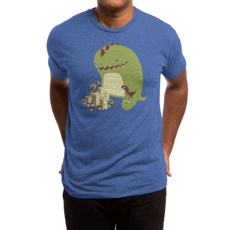 Training Men's T-Shirt by Threadless Artist Shop