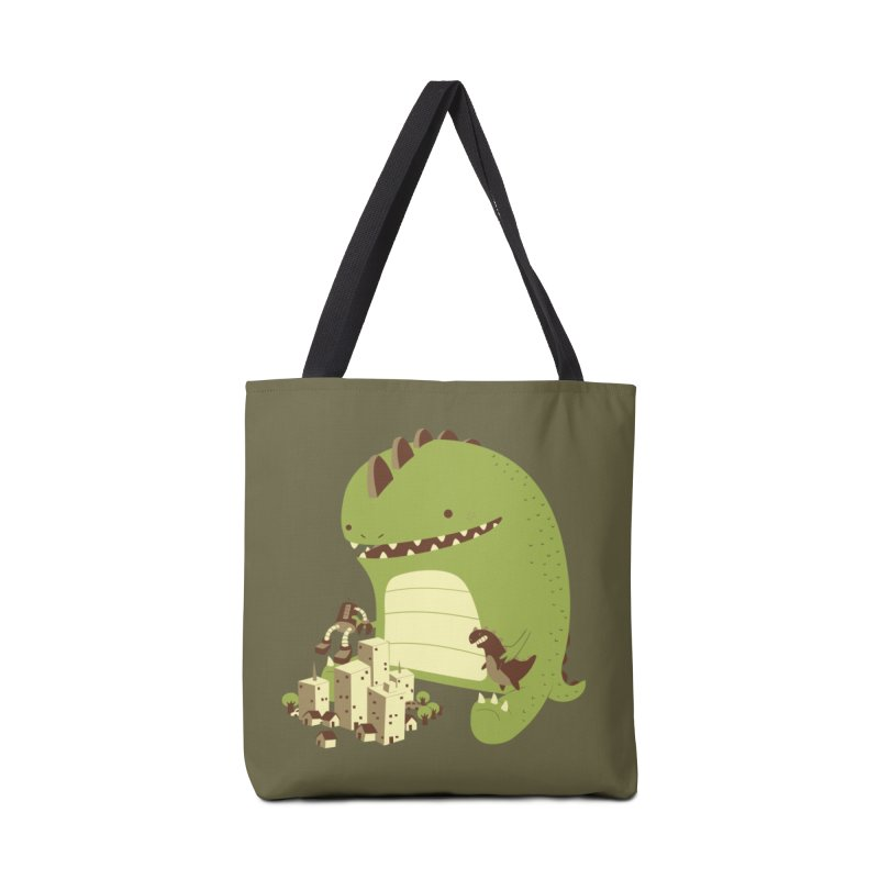 Training Accessories Bag by Threadless Artist Shop