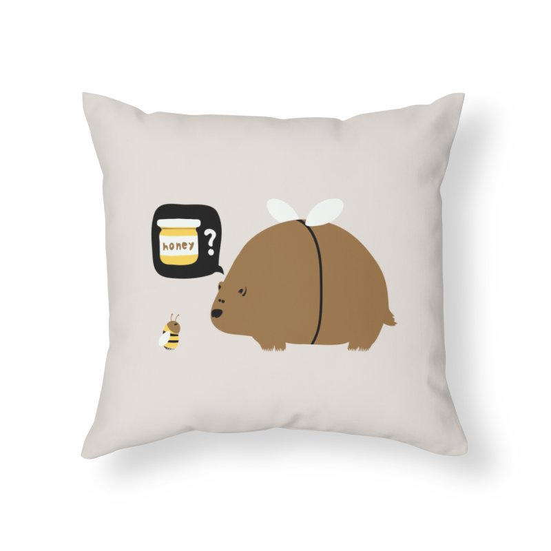 Camouflage Home Throw Pillow by Threadless Artist Shop