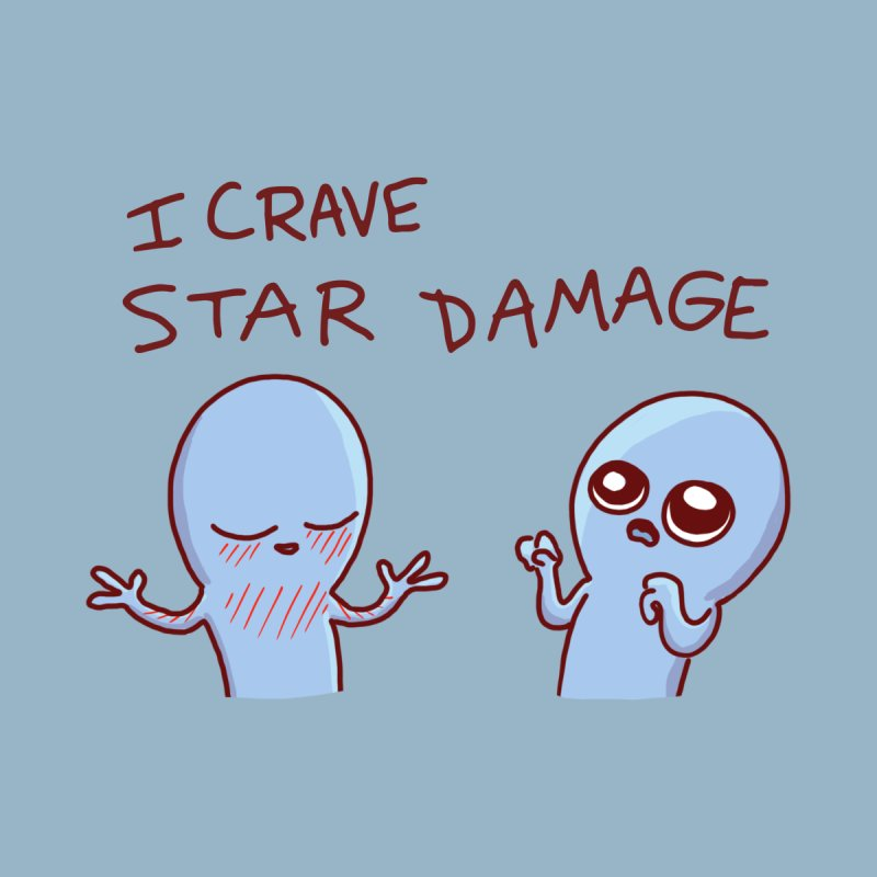 Strange Planet: I Crave Star Damage Accessories Beach Towel by Threadless Artist Shop