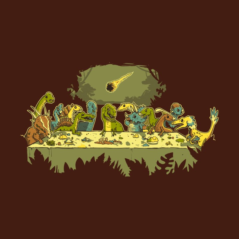 The Last Supper Kids T-Shirt by Threadless Artist Shop