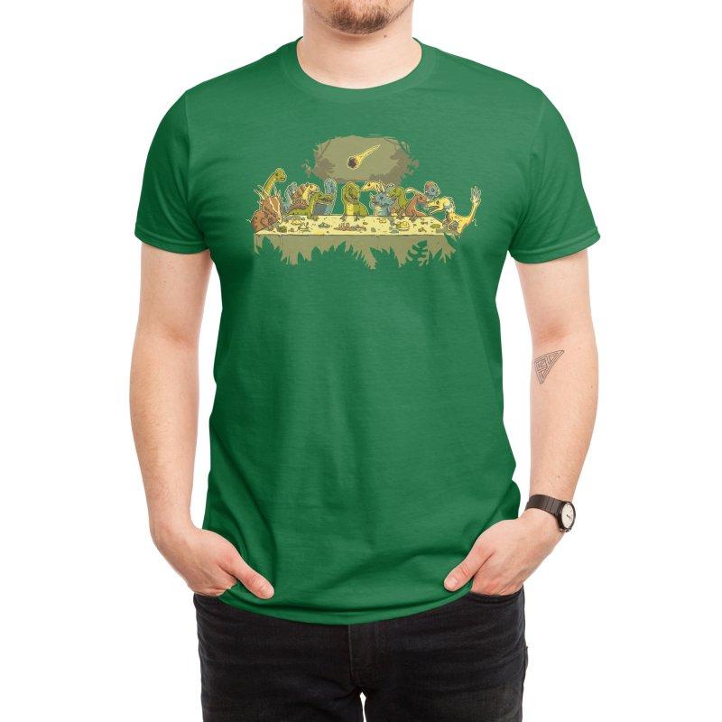 The Last Supper Men's T-Shirt by Threadless Artist Shop
