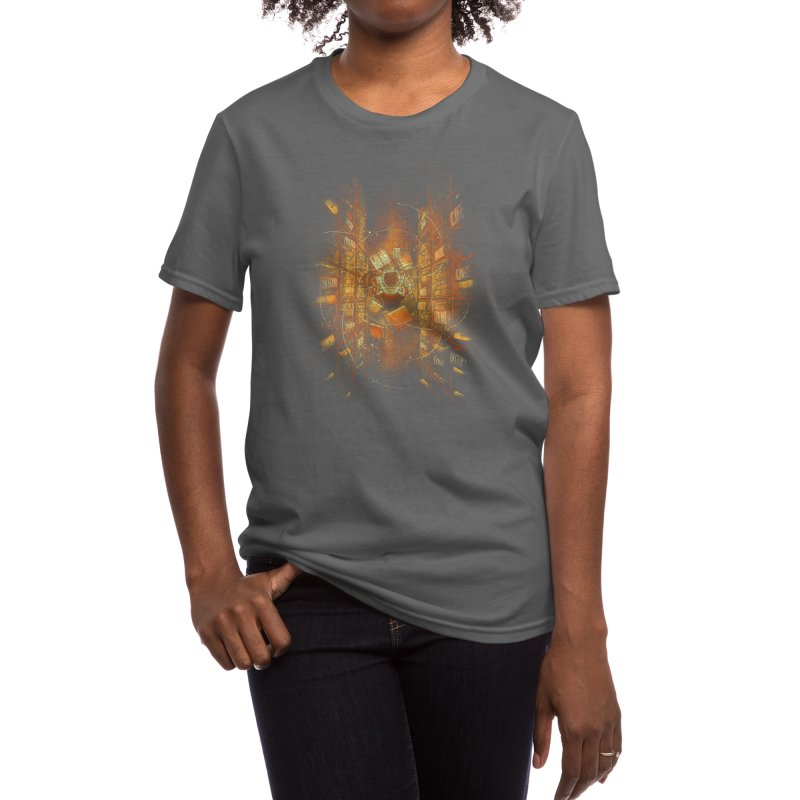 The Gift Of Knowledge Women's T-Shirt by Threadless Artist Shop
