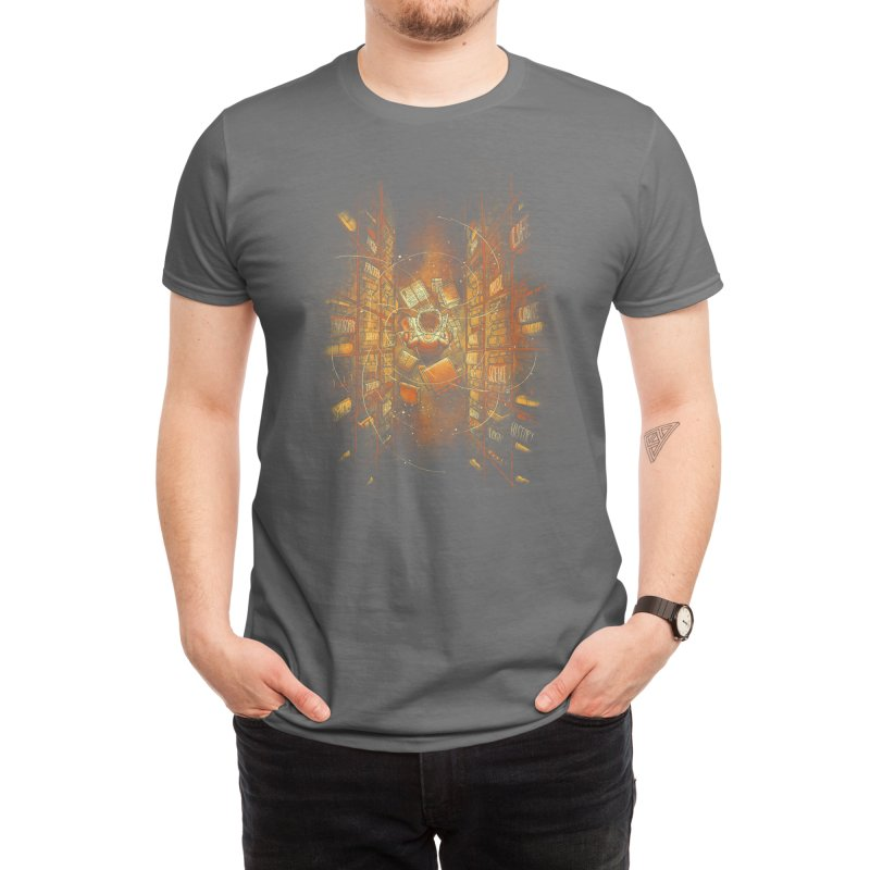 The Gift Of Knowledge Men's T-Shirt by Threadless Artist Shop