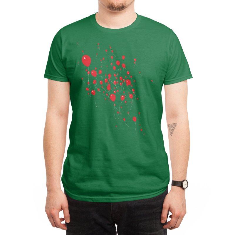99 Luftballons Men's T-Shirt by Threadless Artist Shop