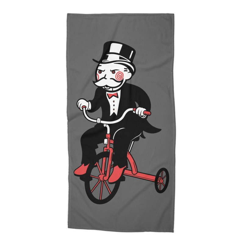 Do You Want To Play A Game? Accessories Beach Towel by Threadless Artist Shop