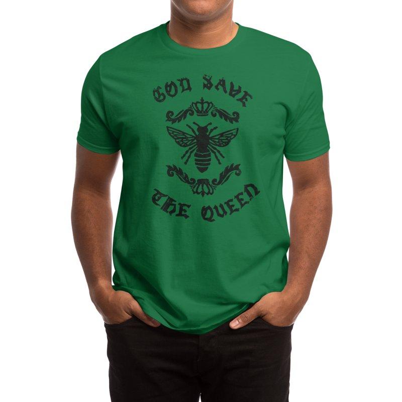 Royal Pardon Men's T-Shirt by Threadless Artist Shop