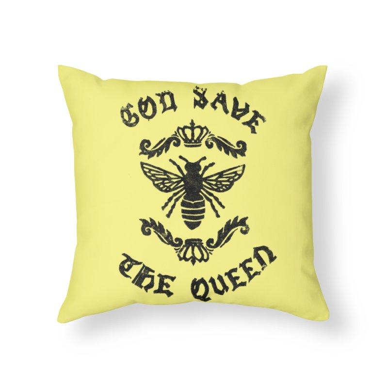 Royal Pardon Home Throw Pillow by Threadless Artist Shop