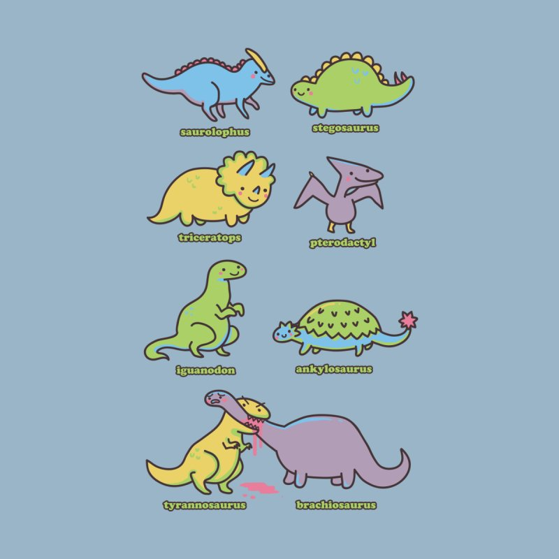 Know Your Dinosaurs Accessories Face Mask by Threadless Artist Shop