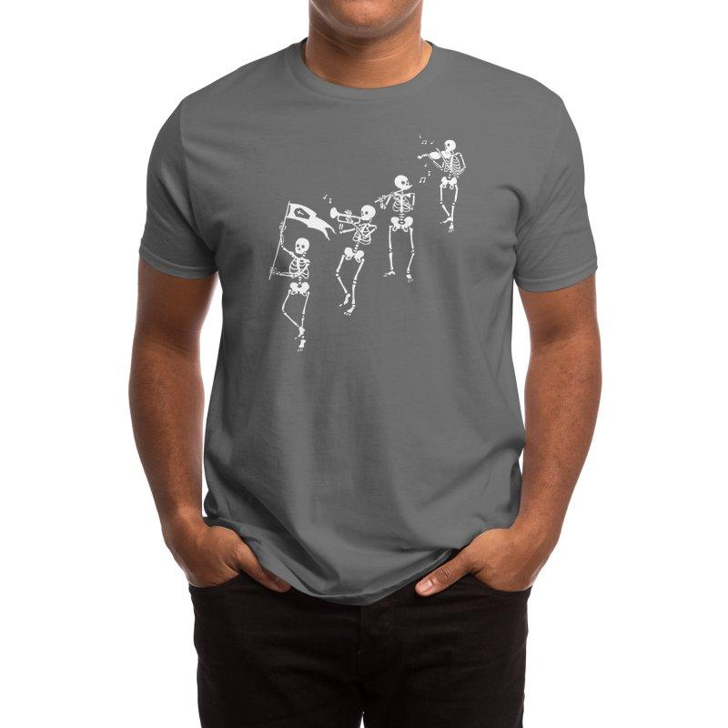 Bag o' Bones Boogie Men's T-Shirt by Threadless Artist Shop