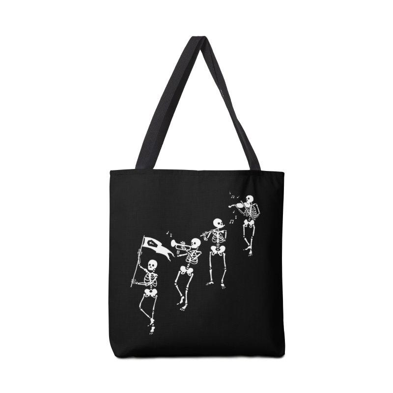 Bag o' Bones Boogie Accessories Bag by Threadless Artist Shop