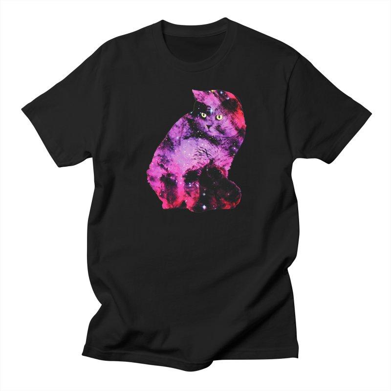 Celestial Cat Women's T-Shirt by Threadless Artist Shop
