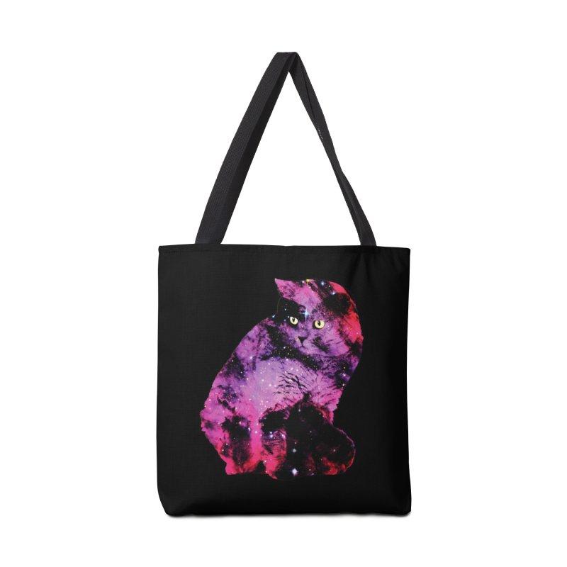 Celestial Cat Accessories Bag by Threadless Artist Shop