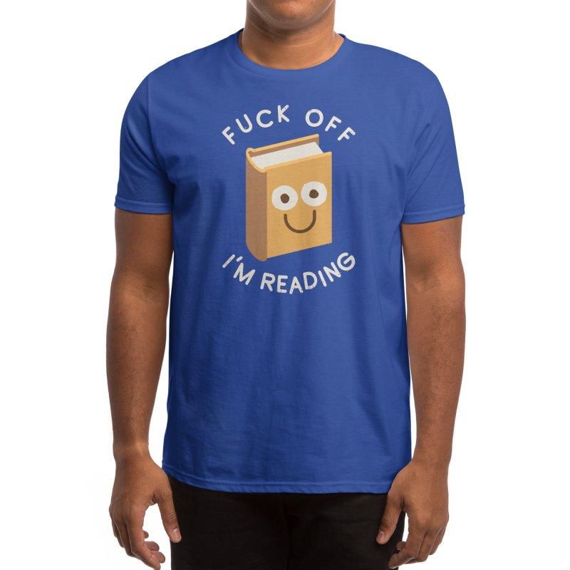 All Booked Up Men's T-Shirt by Threadless Artist Shop