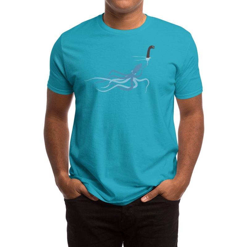 Loch Ness Imposter Men's T-Shirt by Threadless Artist Shop