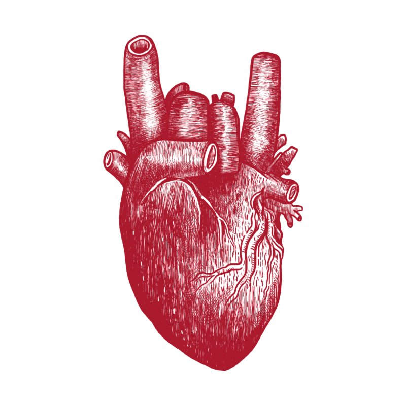 Party Heart! Men's T-Shirt by Threadless Artist Shop