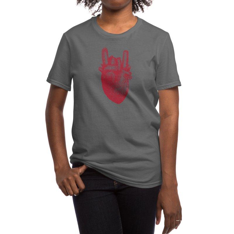 Party Heart! Women's T-Shirt by Threadless Artist Shop