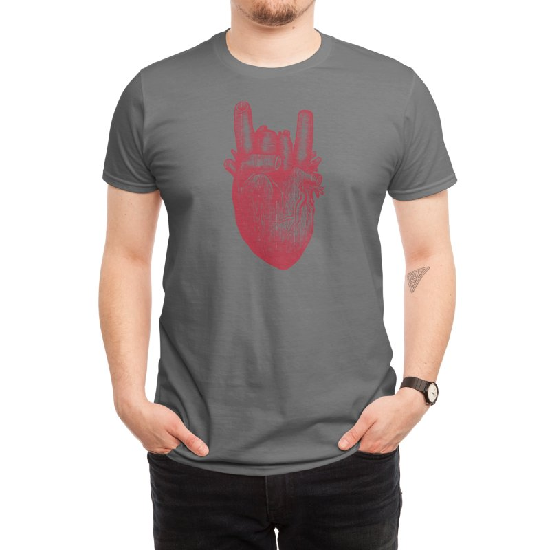 Party Heart! Men's T-Shirt by Threadless Artist Shop