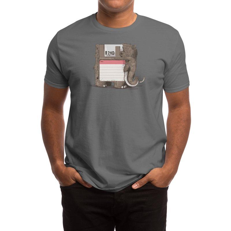 Prehistoric Men's T-Shirt by Threadless Artist Shop