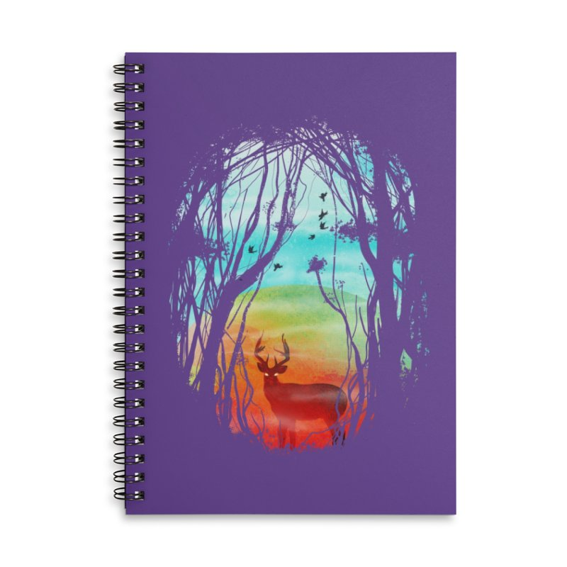 Lost in My Dreams Accessories Notebook by Threadless Artist Shop