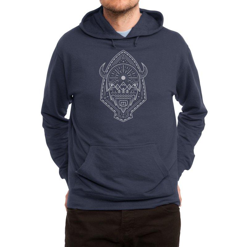 O Beautiful Men's Pullover Hoody by Threadless Artist Shop