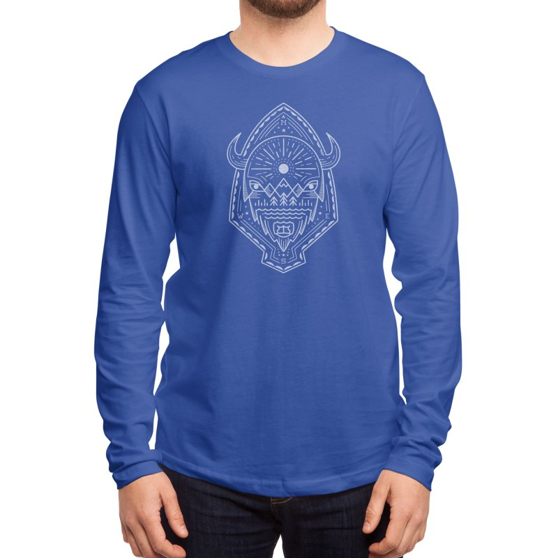 O Beautiful Men's Longsleeve T-Shirt by Threadless Artist Shop