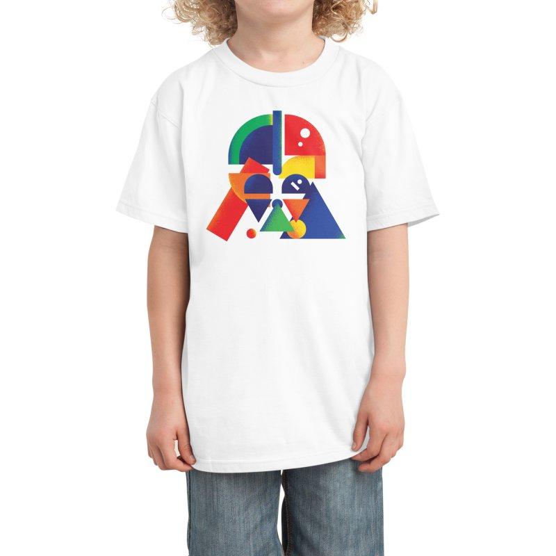 The Shape Side Kids T-Shirt by Threadless Artist Shop