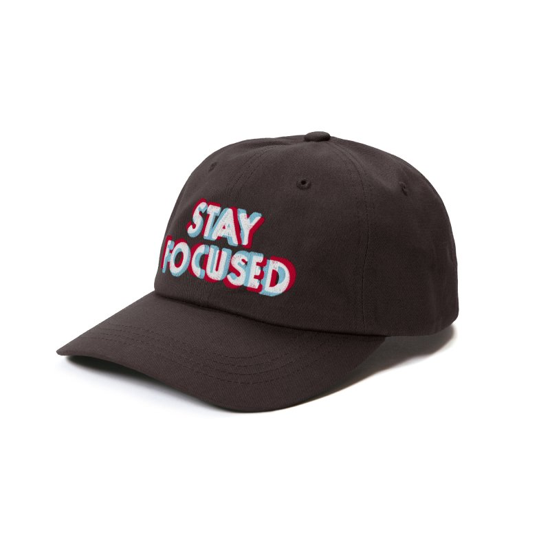 Stay Focused Accessories Hat by Threadless Artist Shop