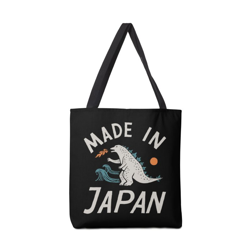 Made in Japan Accessories Bag by Threadless Artist Shop