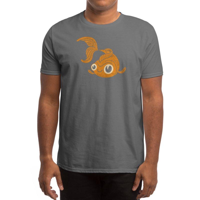 Goldfish Men's T-Shirt by Threadless Artist Shop
