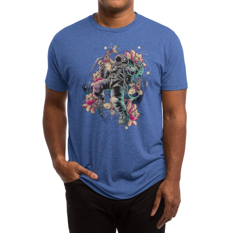 Deep Space Men's T-Shirt by Threadless Artist Shop
