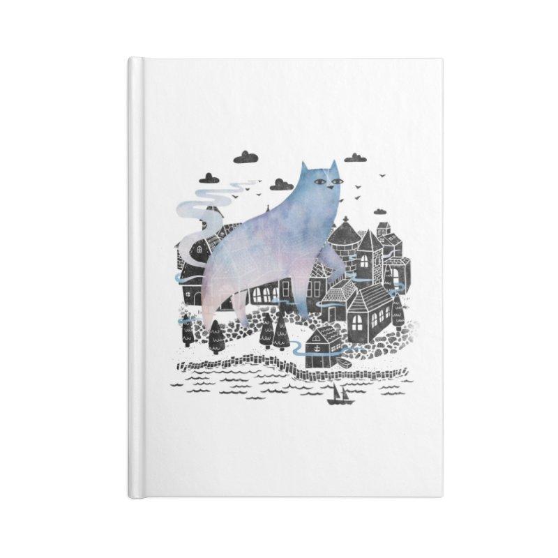 The Fog Accessories Notebook by Threadless Artist Shop