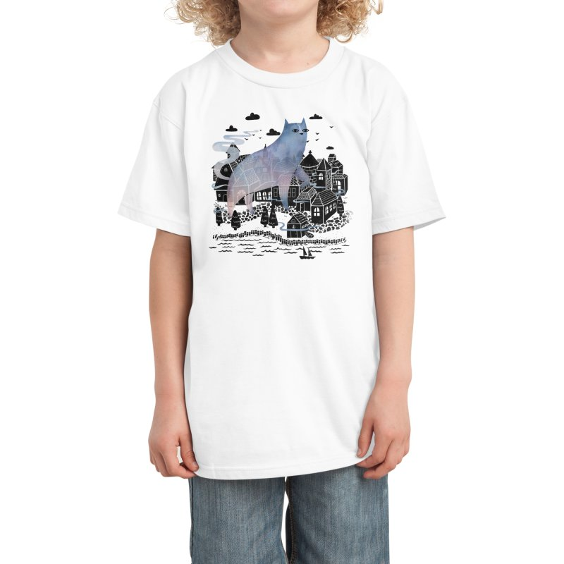 The Fog Kids T-Shirt by Threadless Artist Shop