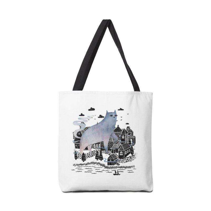 The Fog Accessories Bag by Threadless Artist Shop